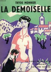 La Demoiselle. Le Livre De Demain N° 38. - Couverture - Format classique