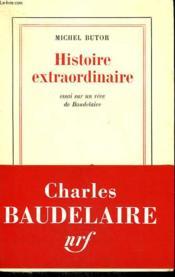 Histoire Extraordinaire. - Couverture - Format classique