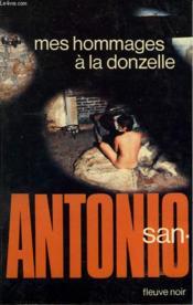 Mes Hommages A La Donzelle - Couverture - Format classique
