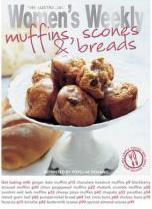 Muffins, Scones & Bread - Couverture - Format classique