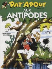 Pat'Apouf détective aux antipodes - Couverture - Format classique