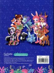 Enchantimals ; agenda (édition 2018/2019) - 4ème de couverture - Format classique