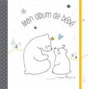 Noukies ; mon album de bébé - Couverture - Format classique