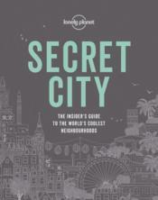 Secret city (édition 2020) - Couverture - Format classique
