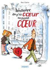 Histoire du petit coeur au grand coeur - Couverture - Format classique