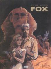 Fox ; intégrale t.1 à t.4 - Couverture - Format classique