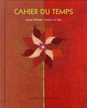 Cahier du temps - Intérieur - Format classique