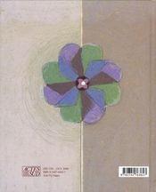 Cahier du temps - 4ème de couverture - Format classique