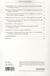 Fascicule 1-2 - 4ème de couverture - Format classique