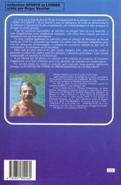 Plongée de loisir et professionnelle en sécurité - 4ème de couverture - Format classique