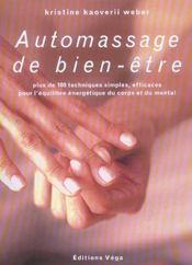 Automassage de bien-etre - Intérieur - Format classique