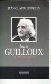 Louis guilloux-les maisons d'encre - Couverture - Format classique