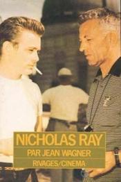 Nicholas Ray - Couverture - Format classique
