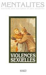 Violences sexuelles - Couverture - Format classique