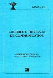 Logiciel et reseaux de communication - Couverture - Format classique