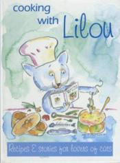 Cooking With Lilou - Couverture - Format classique