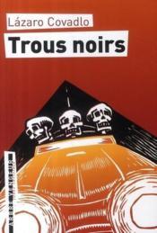Trous noirs - Couverture - Format classique