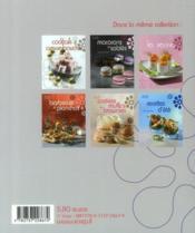 Macarons et sables - 4ème de couverture - Format classique