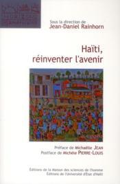 Haiti, reinventer l'avenir - Couverture - Format classique