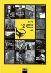 Les crimes de l'annee t.17 - Couverture - Format classique