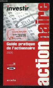 Guide Pratique De L'Actionnaire - Couverture - Format classique