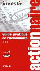 Guide Pratique De L'Actionnaire - Intérieur - Format classique
