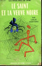 Le Saint Et La Veuve Noire. Les Aventures Du Saint N°31. - Couverture - Format classique