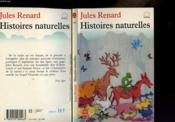 Histoires Naturelles - Couverture - Format classique