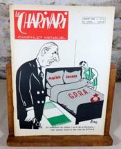 Le charivari n° 51 juillet 1962. Pamphlet satirique et politique. - Couverture - Format classique