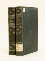 Essai sur l'Histoire de la Philosophie en France, au XVIIe siècle (2 Tomes - Complet) [ Edition originale ] - Couverture - Format classique