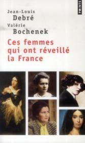 Ces femmes qui ont réveillé la France - Couverture - Format classique