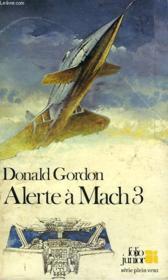 Alerte A Mach 3 - Couverture - Format classique