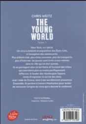 The young world T.1 - 4ème de couverture - Format classique