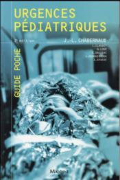 Urgences pediatriques, 2e ed. - Couverture - Format classique