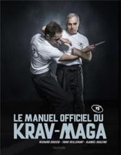 Le manuel officiel du krav-maga - Couverture - Format classique