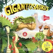 Gigantosaurus - Couverture - Format classique
