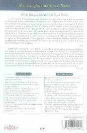 L'exercice des fonctions d'état membre de la communauté européenne ; étude de la participation des organes étatiques à la production et à la'éxécution du droit communautaire ; le cas français - 4ème de couverture - Format classique
