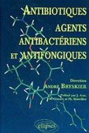 Antibiotiques Agents Antibacteriens Et Antifongiques - Intérieur - Format classique