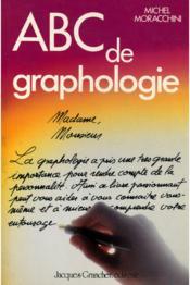 ABC de graphologie - Couverture - Format classique