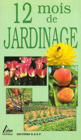 12 Mois De Jardinage - Intérieur - Format classique