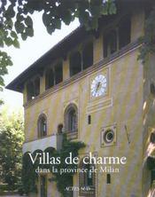 Villas De Charme Dans La Province De Milan - Intérieur - Format classique