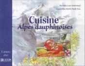 Cuisine des Alpes dauphinoises - Intérieur - Format classique