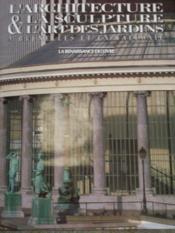 Architecture sculpture et art des jardins a bruxelles & en wallonie - Couverture - Format classique