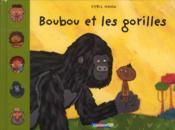 Boubou t.16 ; boubou et les gorilles - Couverture - Format classique