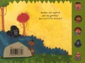 Boubou t.16 ; boubou et les gorilles - 4ème de couverture - Format classique