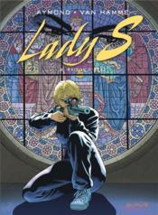 Lady S. T.8 ; raison d'Etat - Couverture - Format classique