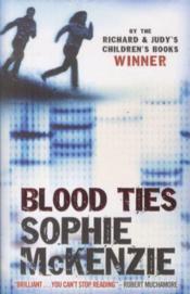 Blood Ties - Couverture - Format classique