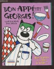 Bon appétit, Georges ! - Couverture - Format classique