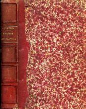 Histoire Des Plantes - Couverture - Format classique
