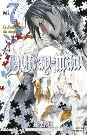 D.gray-man t.7 - Couverture - Format classique